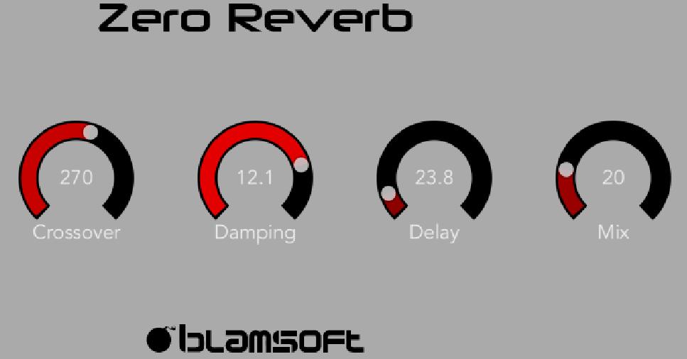 Blamsoft Intros Zero Reverb Audio Unit Extension For iOS