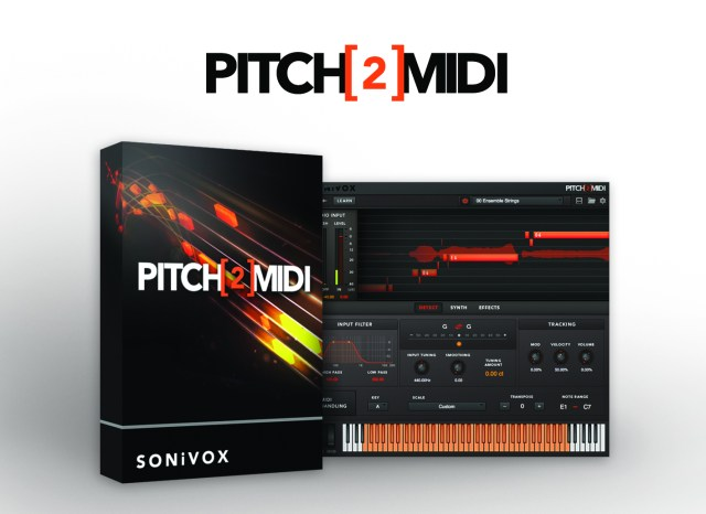 SONiVOX_Pitch2MIDI