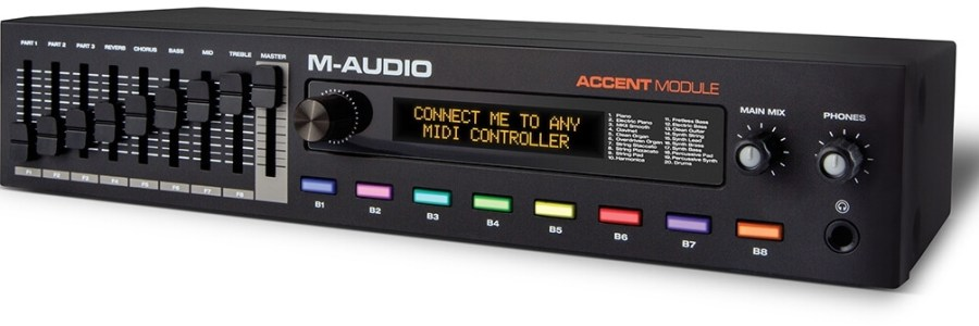 M-Audio-Accent-Module