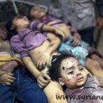Victims in Gaza