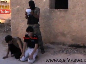 Syria: Liquidation of Boys by US-backed terrorists.