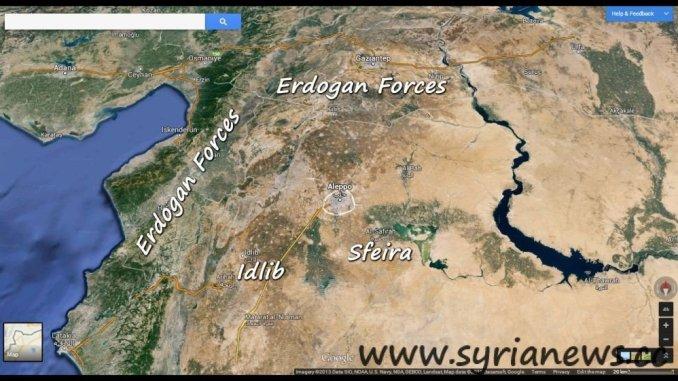 Sfeira in Aleppo Countryside Liberated