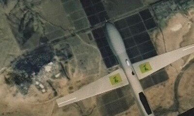 Hezbollah Drone