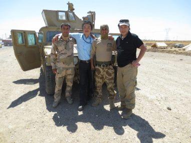 goto and yukawa in iraq