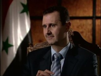 image- Syrian president Dr. Bashar Assad