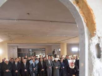 Companion Sa'ed Bin Mo'az mosque, Darayya