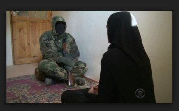 Ward of death, interviewing an American terrorist, in Syria