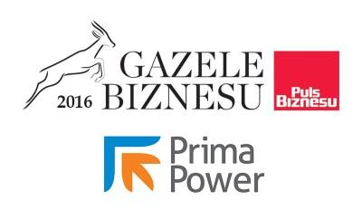 Gazela Prima Power