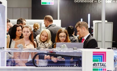 Rittal Hannovermesse 2016