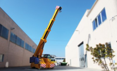 Firma JMG Cranes  zdobywa nagrodę