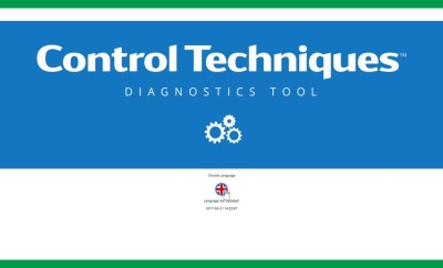 9822-Control Techniques Diagnostic App