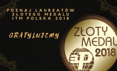złoty medal