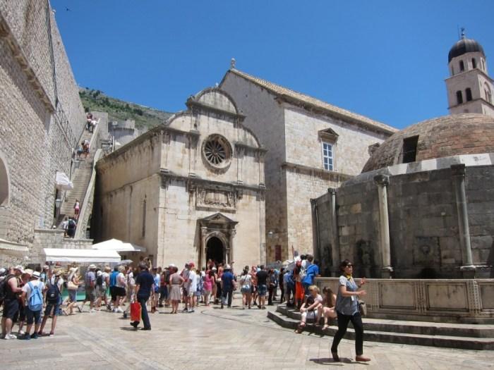 Dubrovnik entrance