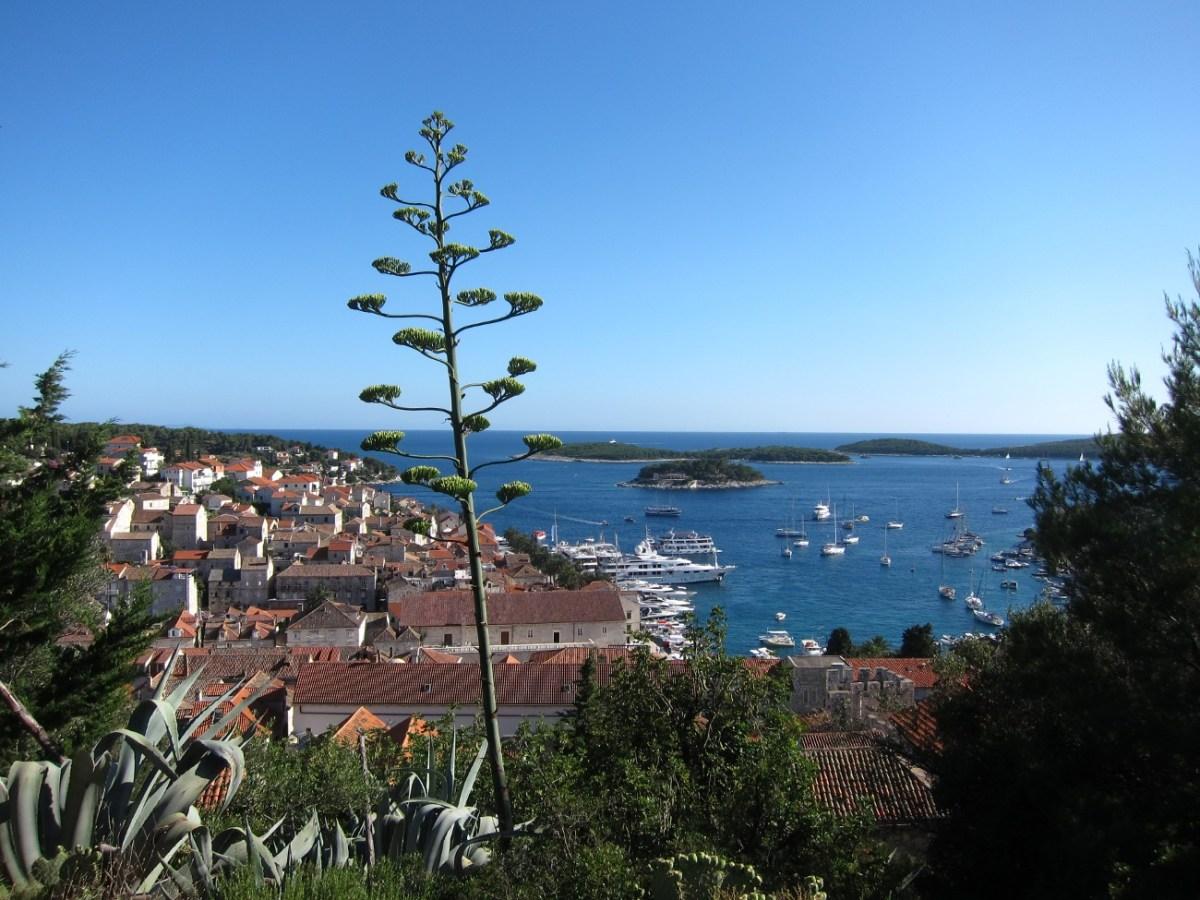 Islands of Croatia - Hvar the Celebrity