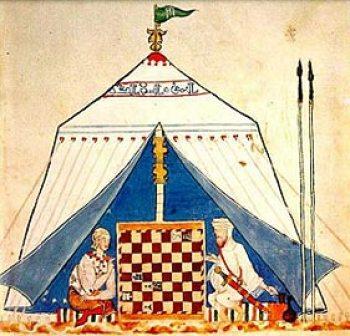 Miniatura ajedrez aporte Ziryab