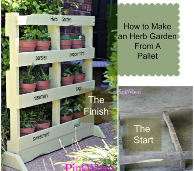 Pallet-Herb-Garden-426x400