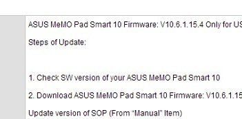 ASUS-MeMO-Pad-Smart-10-Android-4.2-software-update