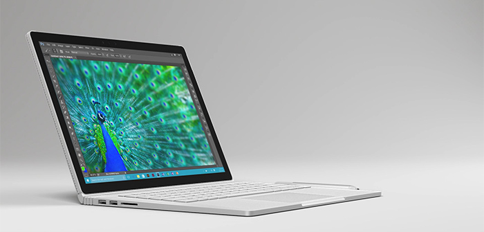 Microsoft introduceert Surface Book met i7-chip
