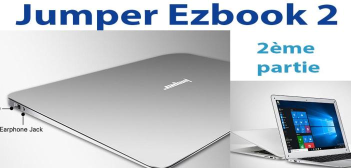 JUMPER EzBook 2, seconde partie