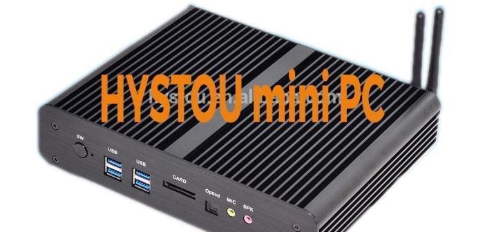 Mini PC HYSTOU
