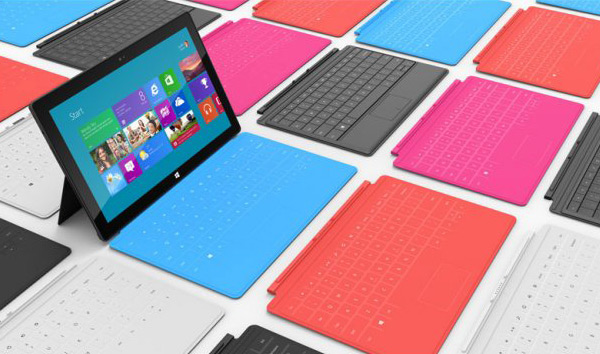 Tablette Microsoft Surface