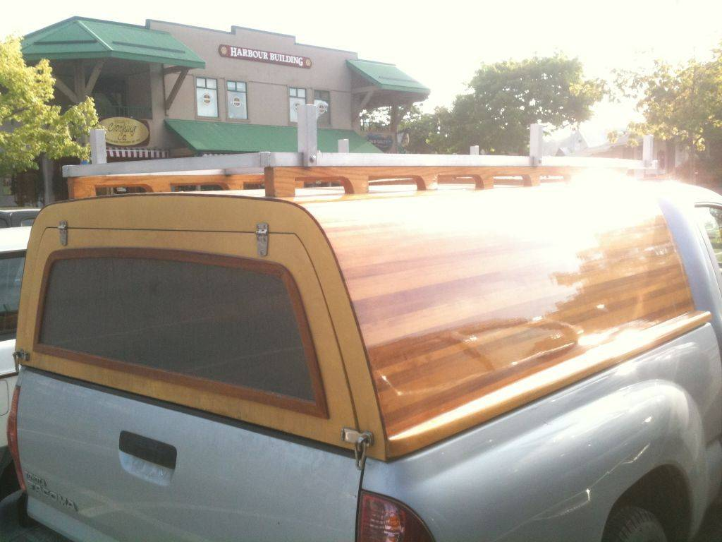 Fullsize Of Diy Truck Camper