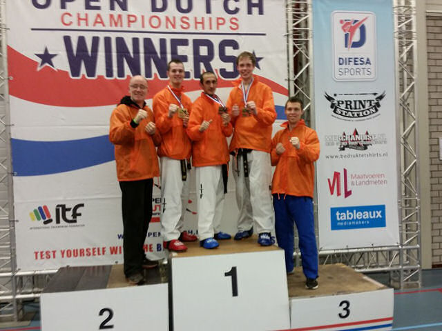Open Dutch 2016
