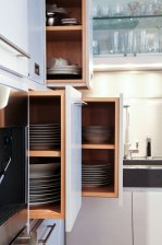 Drawers in Kitchen - Designed and built with ease and comfort in mind.