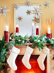 http://www.bhg.com/christmas/indoor-decorating/decorating-with-cranberries/#page=2