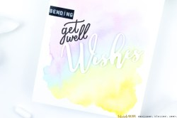 Splendiferous Sending Get Well Wishes Card By Taheerah Atchia Watercoloured Get Well Wishes Card Taheerah Atchia Get Well Wishes Before Surgery Get Well Wishes Boss