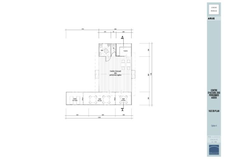 Le projet d'un espace sénior se concrétise à Arue