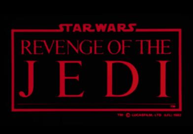 Watch rare 'Revenge of the Jedi' trailer