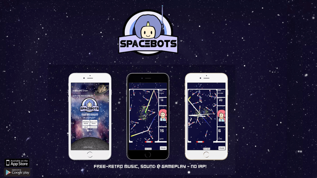 SpaceBots May 2016 Promo