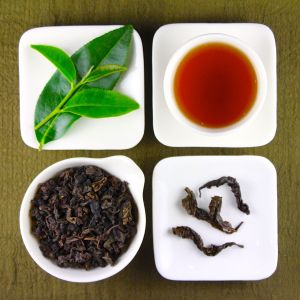 Aged Ginseng Oolong Mr. Chen