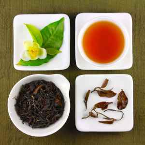 1994 Aged Oriental Beauty Oolong Tea