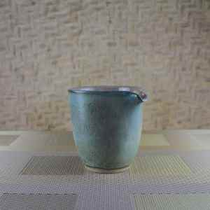 Moondust Blue : Rose Tea Pitcher 3:4 View