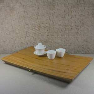 Contemporary Bamboo Tea Table Featured