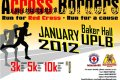 Across Borders: Run for Red Cross, Run for a cause Rescheduled