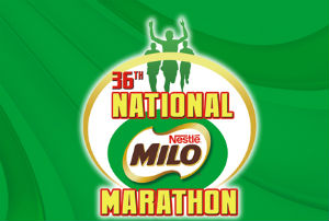 Milo Marathon 2012 Results