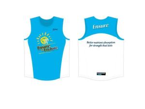 Ensure to Endure 2 Singlet Design