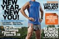 Runner's World Philippines January – March 2013 – Kim Atienza on the cover