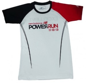 New Balance Power Run 2013 Shirt