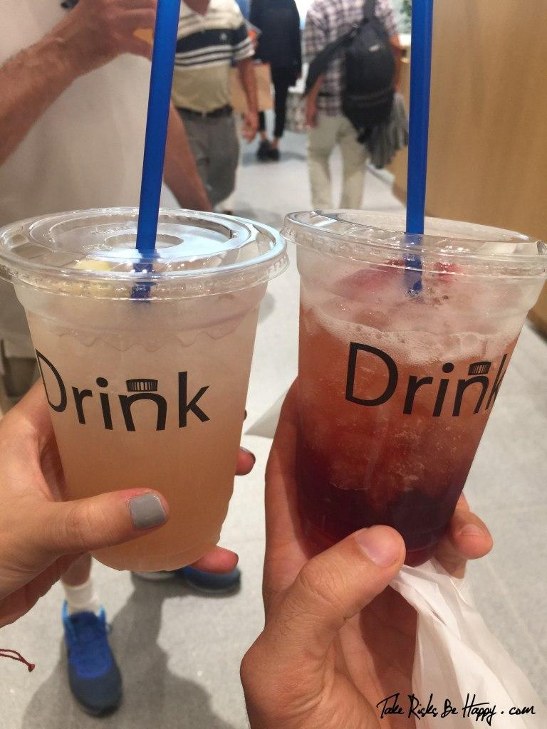 Soda Drink, Itoya