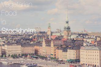 vegetarian stockholm