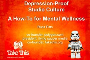 Depression-Proof Your Studio Culture