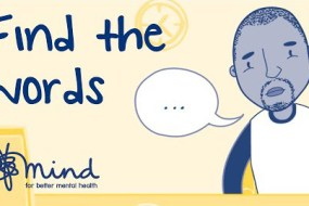 Mind Wants to Help You #FindTheWords to Talk to Your Doctor About Mental Health