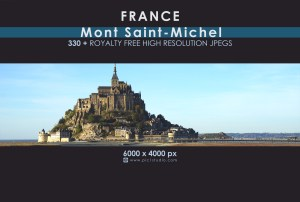 FRANCE - Mont Saint-Michel