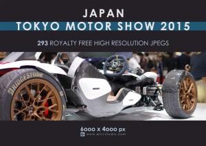 JAPAN - Tokyo Motor Show