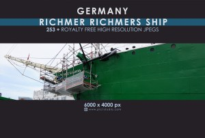 GERMANY - Rickmer Rickmers Ship