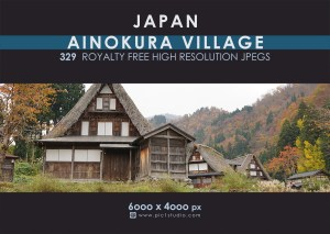 JAPAN - Ainokura Village